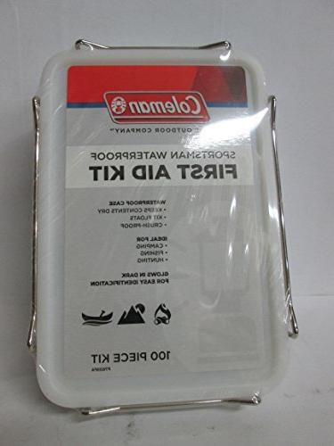 sportsman waterproof first aid kit