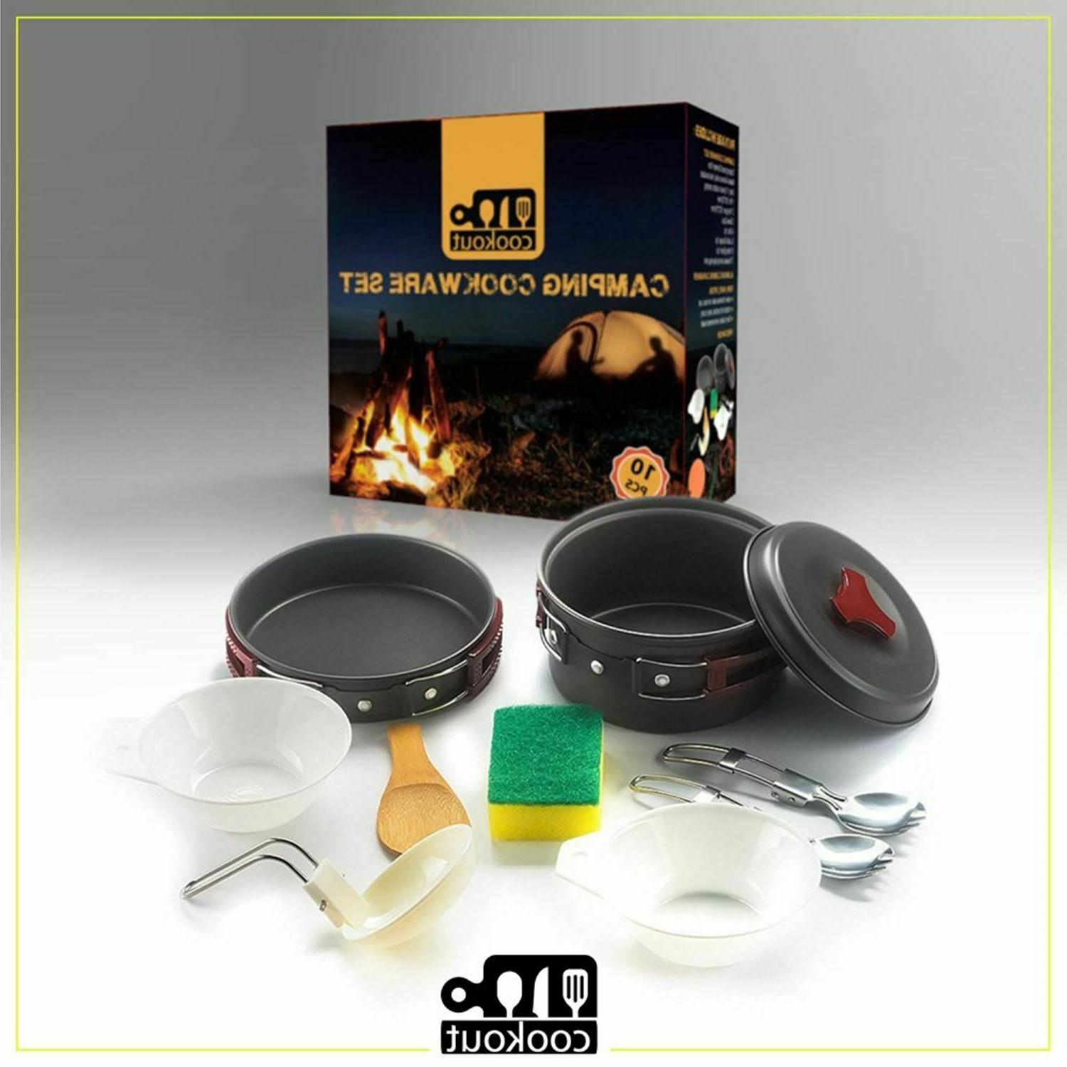 Survival Cooking Gear Bug Out Disaster Survival Kit 10