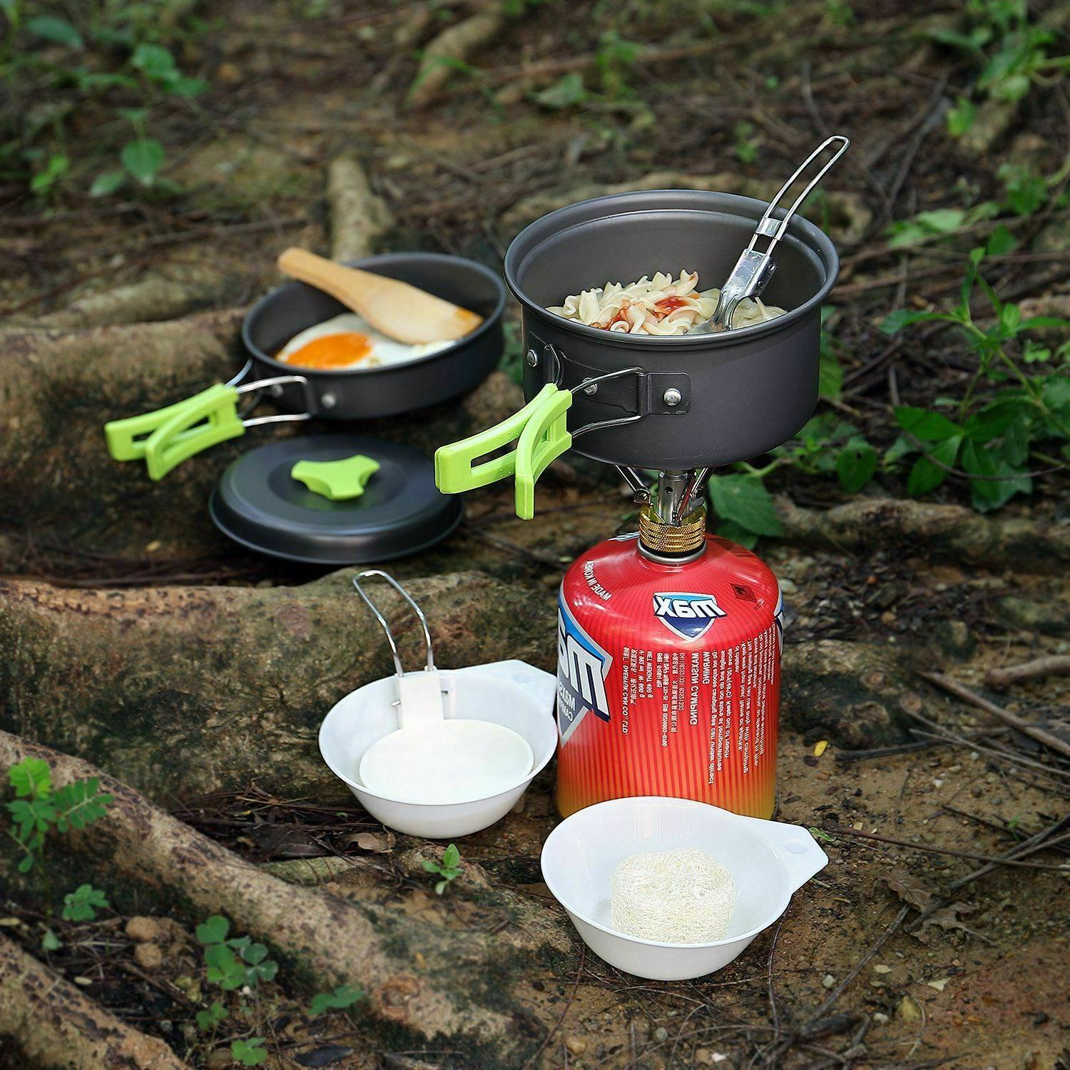 Survival Camping Cooking Gear Bug Out Essentials Disaster Survival