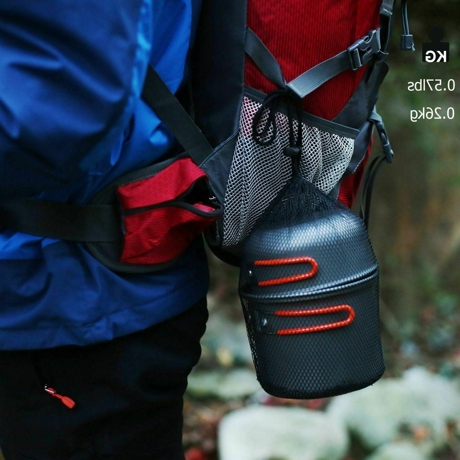 Survival Camping Cooking Gear Lightweight