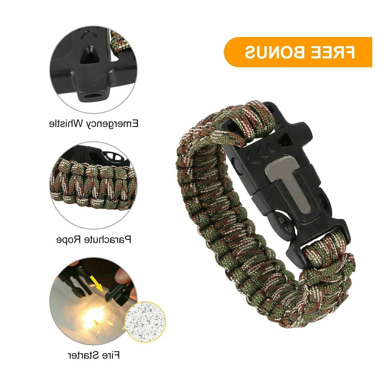 Survival Camping Lightweight Essentials Kit 9