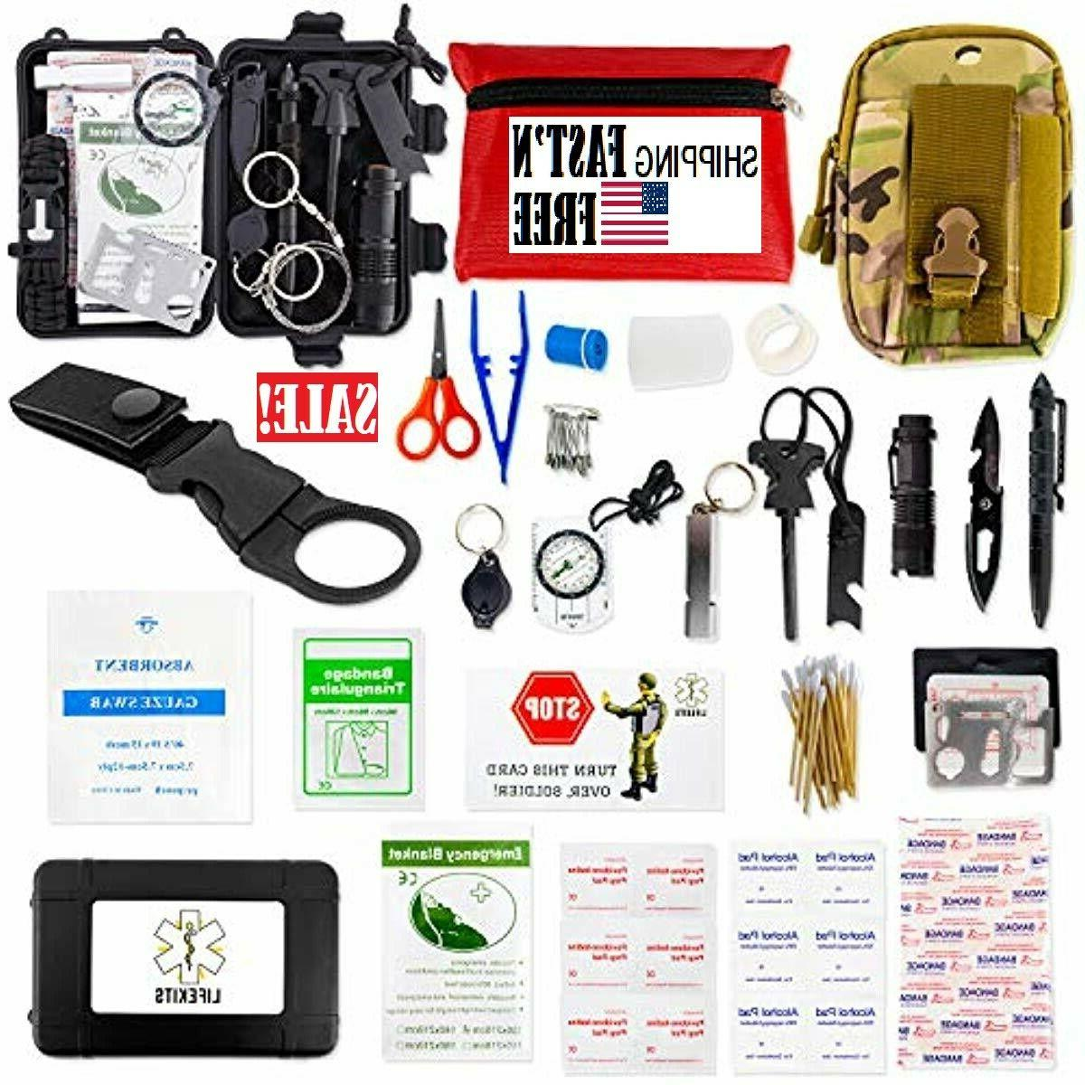 survival kit first aid kit survival gear