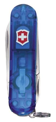 Victorinox Swiss Army Signature Lite Pocket Knife, Sapphire