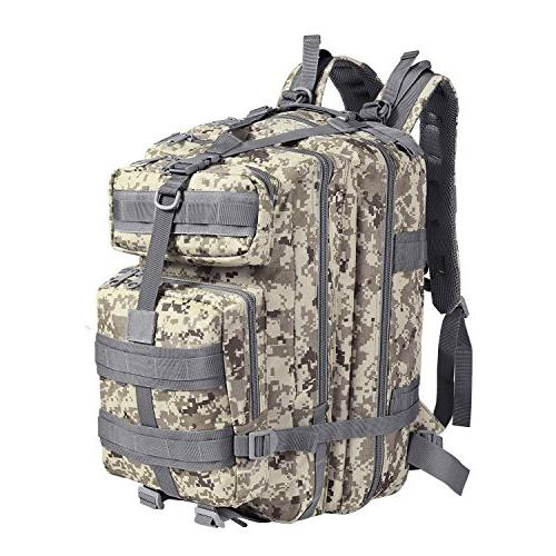 tactical backpack army assault w