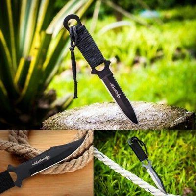 Tactical Blade Survival Calf Knife Gear
