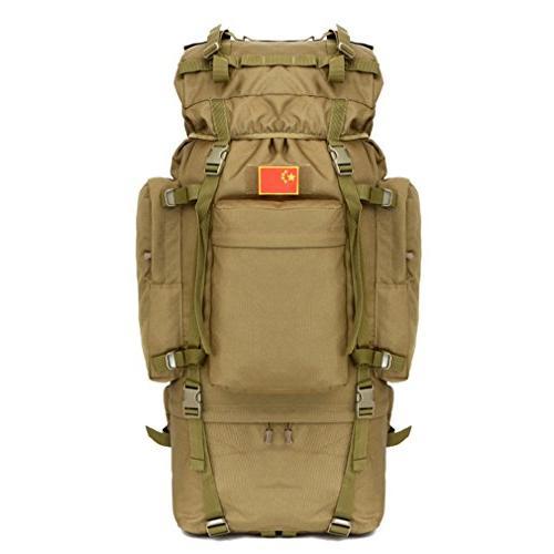tactical climbing backpacks waterproof nylon