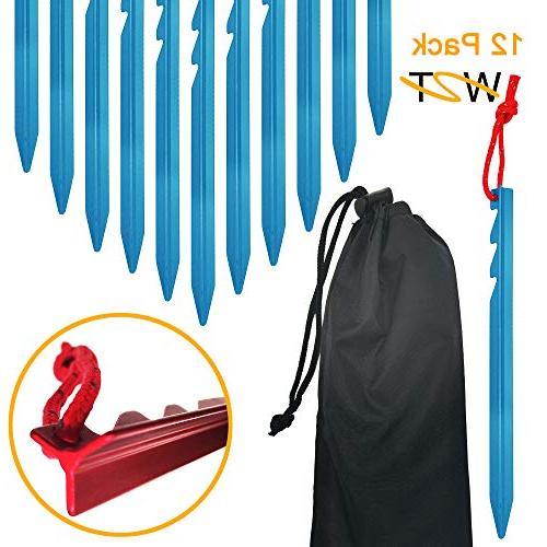 tent stake heavy duty lightweight