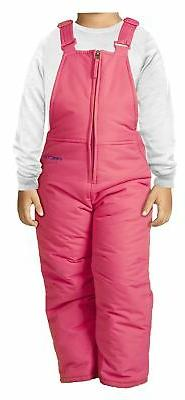 Arctix Chest High Bib Overall Snow Pants - Toddler Kids - Fu