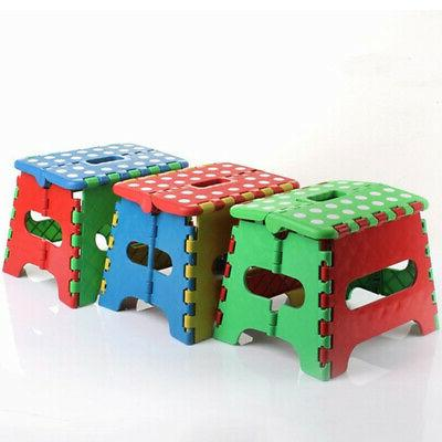 Travel Durable Train Furniture Kids Stool