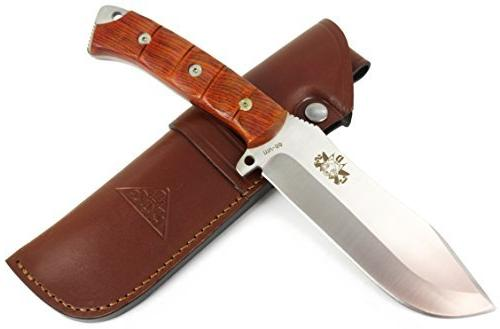 trs one survival hunting knife