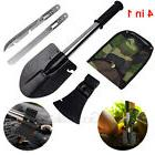 Ultimate Survival Emergency Camping Hiking  Shovel Axe Saw G