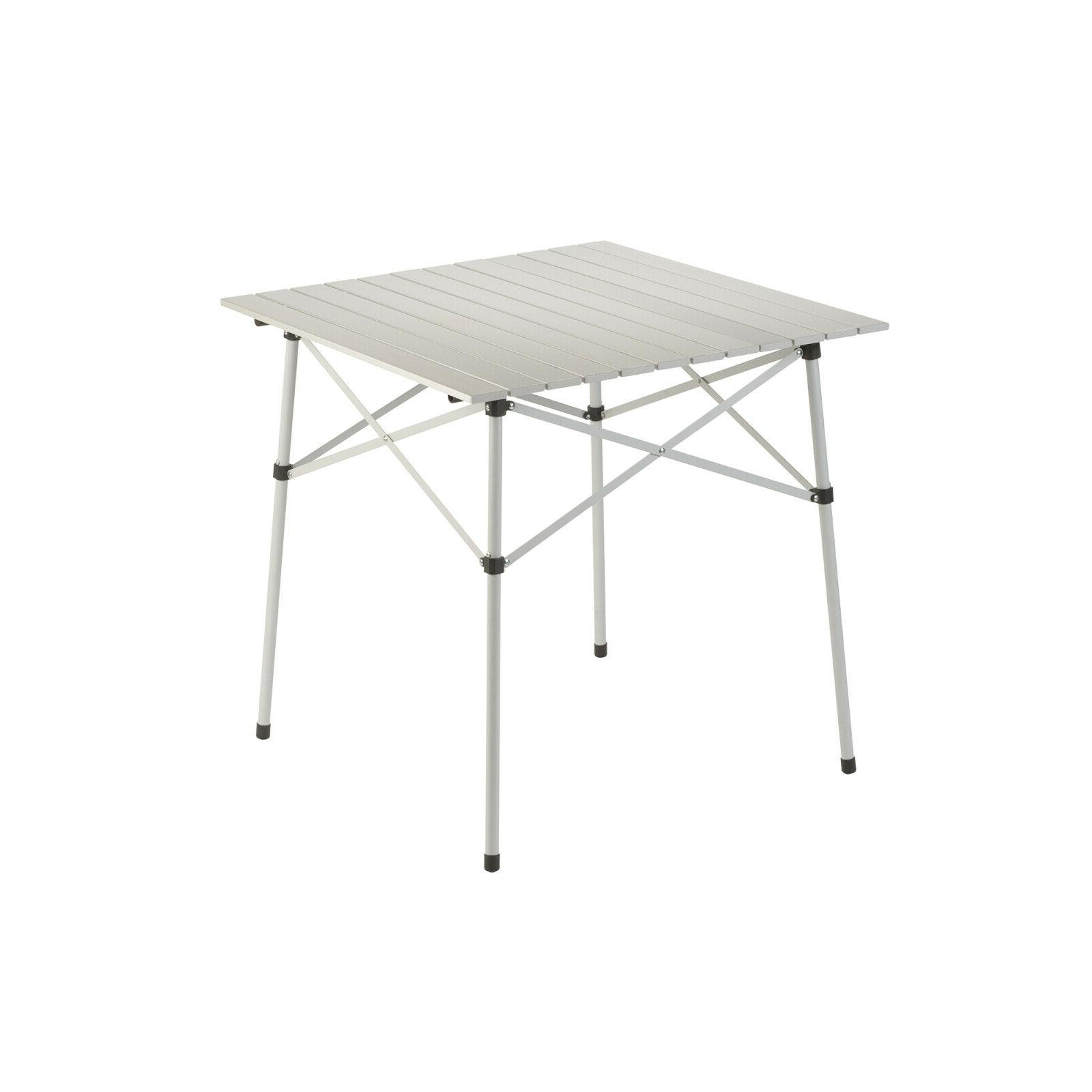Ultra Compact Outdoor Folding Camping Portable Table w/ Bag