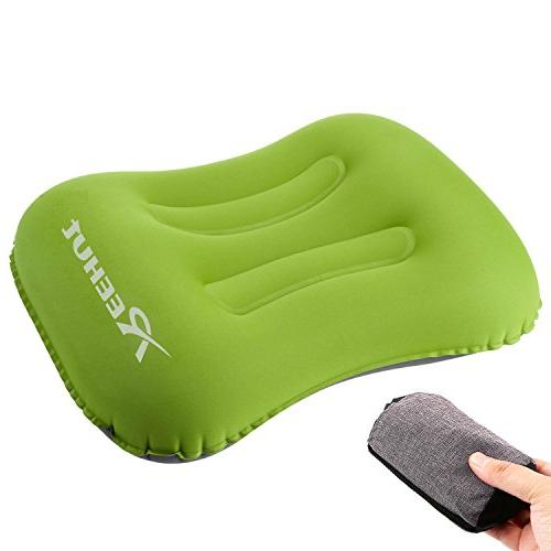 ultralight camping pillow inflatable air