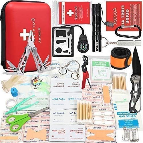 upgraded first aid kit survival