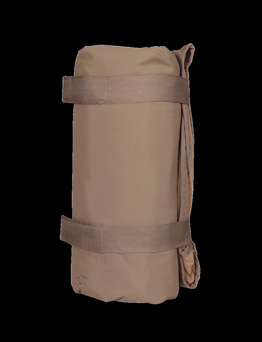 5ive Gear Emergency Survival Blanket Mulch Brown