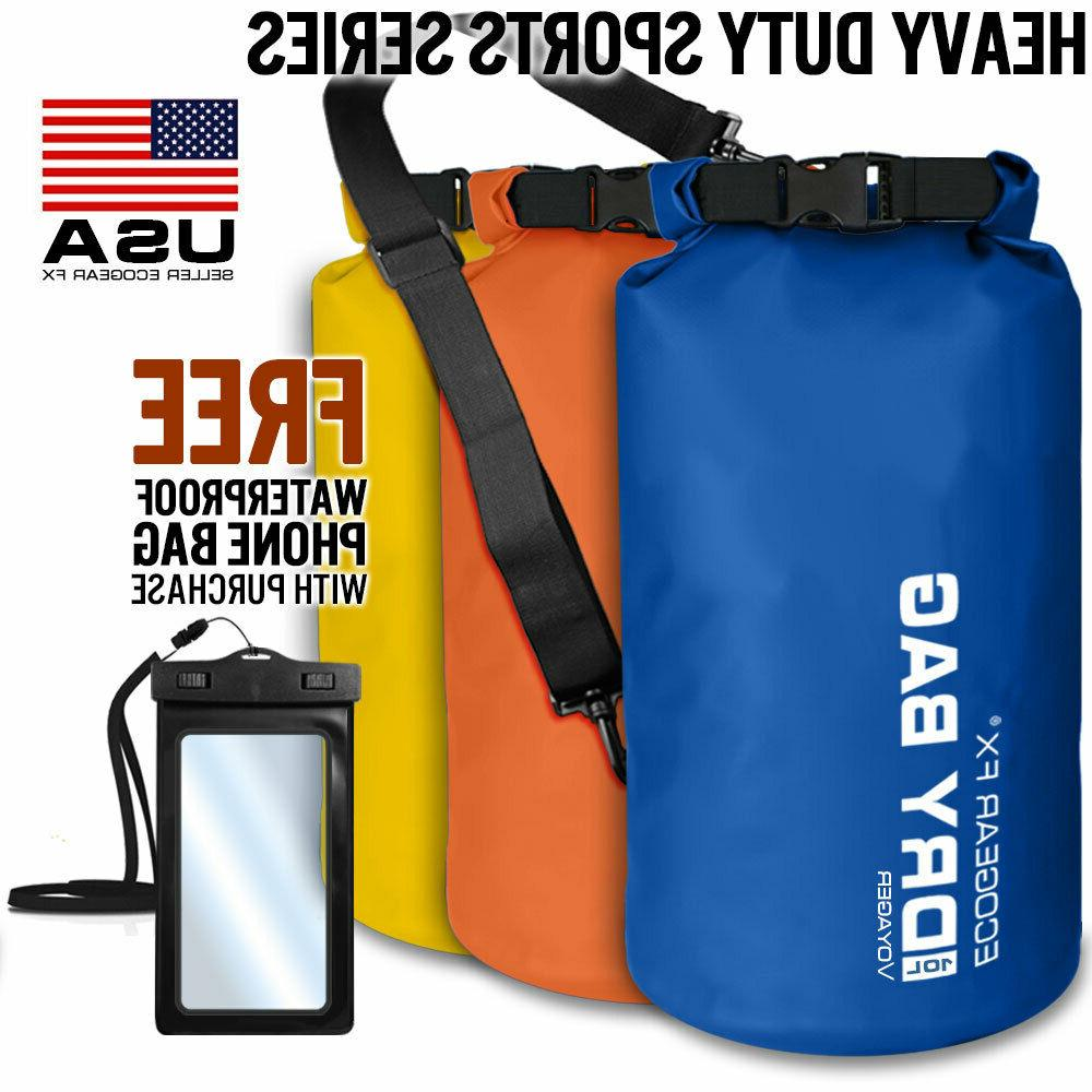 waterproof dry bag roll top dry gear