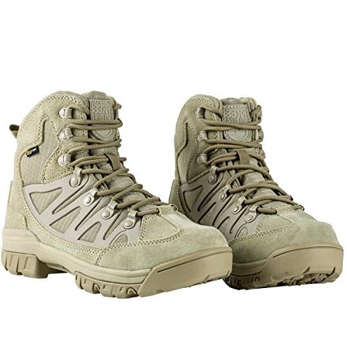 waterproof mid hiking boots breathable