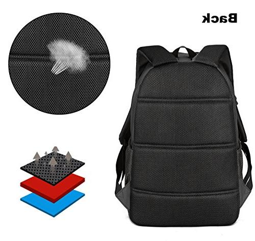 ArcEnCiel Military Backpack Rucksack Assault Pack School Bag for Travel Cover Included