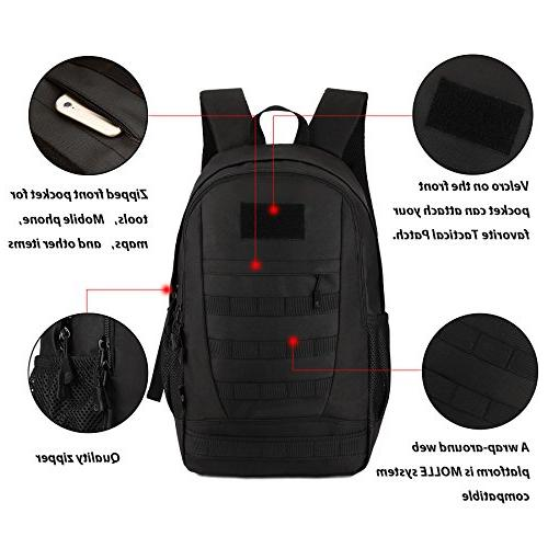 ArcEnCiel Rucksack Pack School for Travel with Patch Cover Included