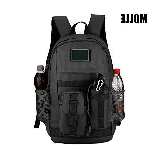 ArcEnCiel Rucksack Assault for Hunting Camping Cover Included