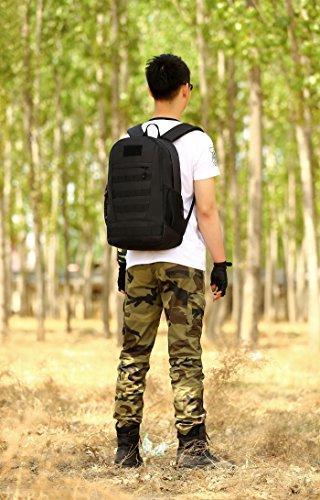 ArcEnCiel Waterproof Backpack Rucksack Pack Student for Hunting Cover