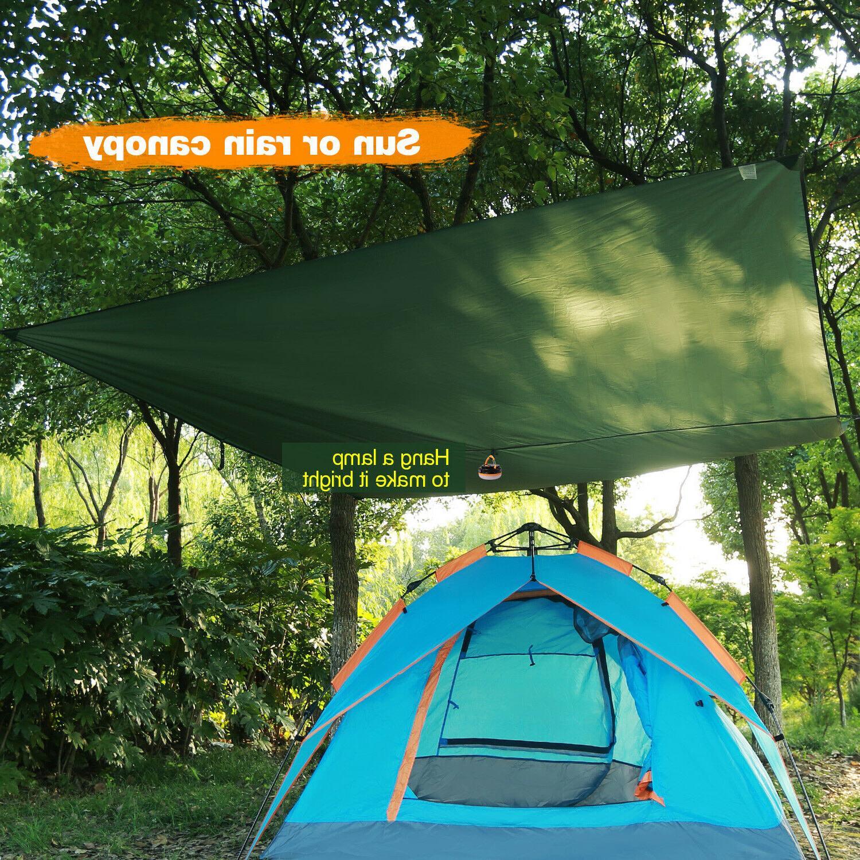 REDCAMP Shelter Tent Hammock Gear