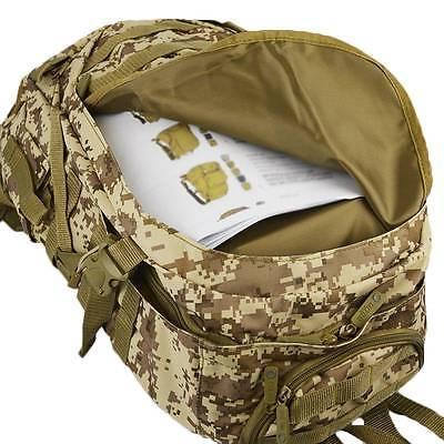 Women/Men Hiking Military Tactical Backpack