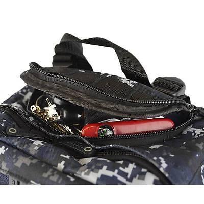 Women/Men Camping Hiking Military Tactical Backpack