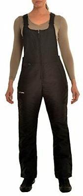 Arctix Women's Insulated Bib Overalls Ski Snow Winter Pants