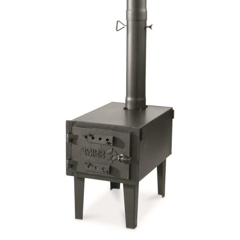 wood burning stove fireplace fire small pipe