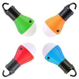 Viewpick LED Lantern Tent Camping Light 4 Pack Portable LED