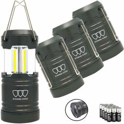Gold Armour Led Camping Lantern Accessories Gear with Magnet