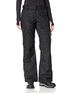 Oakley Women's Limelight BZS Pants, X-Large, Jet Black
