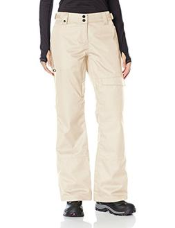 Oakley Women's Limelight BZS Pants, Medium, Arctic White