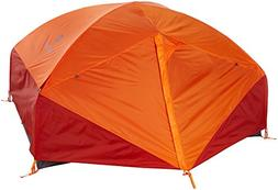 Marmot Unisex Limelight 3P Tent Cinder/Rusted Orange Tent On