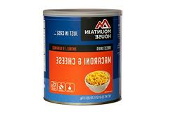 Mountain House Macaroni & Cheese #10 Can