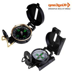 KingCamp Map Lensatic Engineer Directional Compass Hiking Ca