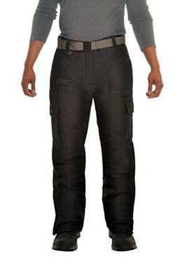 Arctix Men's Marksman Cargo Pants, Black, Medium