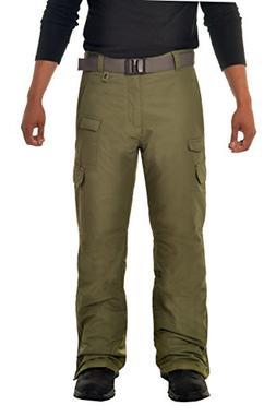 Arctix Men's Marksman Cargo Pants, Military Green, Medium