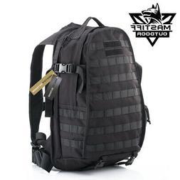 Mastiff Outdoor Shadow Tactical Backpack MOLLE Camping Hikin