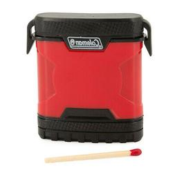 Coleman Match Holder With Striker Waterproof Camping Travel