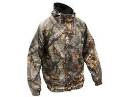 Men's Cold Bay Rain Jacket Gear RealTree Xtra Hunting Hiking