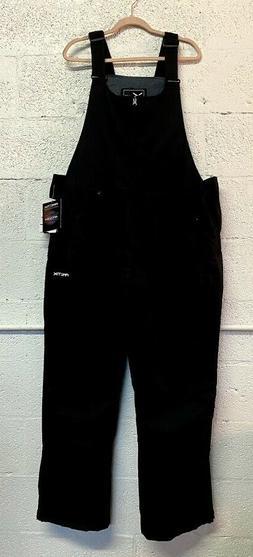 Arctix Men's Essential Insulated Bib Overalls - Black -  S/P