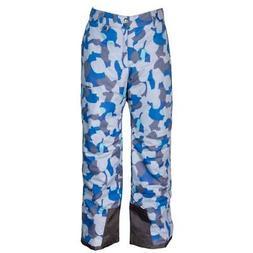 Arctix Men's Snow Sports Cargo Pants Medium Blue GEO