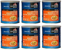 Mountain House Mexican Rice with Chicken #10 Can Freeze Drie