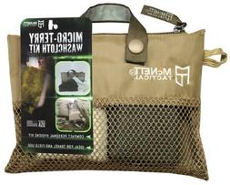 McNett Tactical Micro-Terry Washcloth or Dopp Kit for Travel