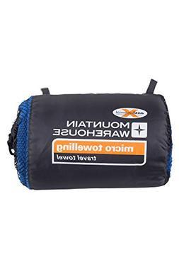 Mountain Warehouse Micro Towelling Travel Towel - Medium Bea
