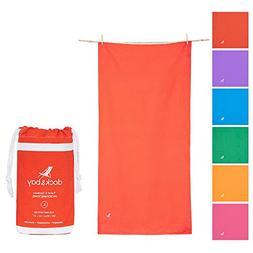 Dock & Bay Microfiber Towel - Travel & Outdoors  - premium m