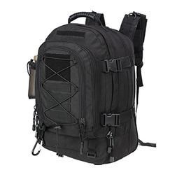PANS Military Expandable Travel Backpack Tactical Waterproof