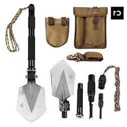 military folding shovel multitool tactical